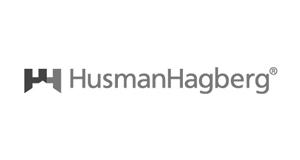 husman hagberg logo
